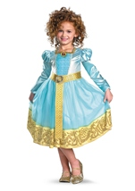 Merida Deluxe The Brave Costume