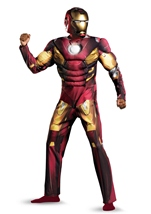 Avenger Iron Man Mark Men Classic Costume