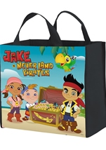 Jake And The Neverland Pirate Treat Bag