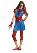 Spider Girl Tween Costume