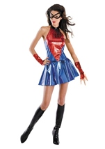 Deluxe Spider Girl Sexy Woman Halloween Costume