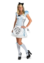 Alice In Wonderland Classic Woman Costume