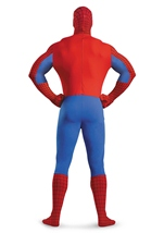 Spider Man Deluxe Bodysuit Men