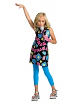 Hannah Montana Shapes Girls Costume