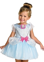 Disney Cinderella Ballerina Girls Costume