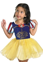 Snow White Ballerina Kids Costume