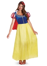 Disney Princess Snow White Woman Deluxe Costume