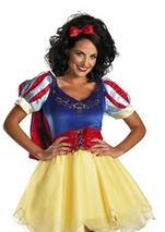 Disney Princess Snow White Sassy Woman CostumeSassy White Woman