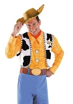 Woody Toy Story Men Costume