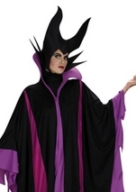 Evil Queen Sleeping Beauty Woman Costume
