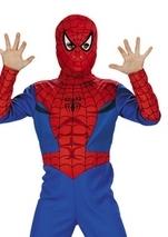 Boys Classic Spiderman Halloween Costume