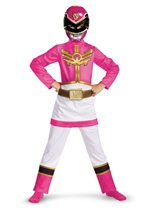 Power Ranger Megaforce Girls Pink Ranger Classic Costume