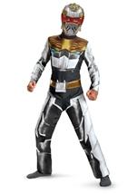 Power Ranger Robo Knight Megaforce Boys Classic Halloween Costume