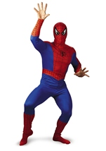 Spider Man Comic Hero Men Costume