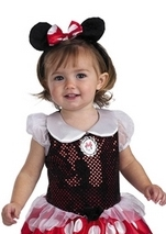 Cute Baby Minnie Costume