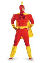 Radioactive Man The Simpsons Men Costume