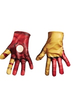 Iron Man 3 Boys Iron Man Gloves