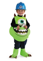Mike Candy Catcher Costume
