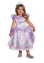 Sofia The First Deluxe Disney Princess Girls Costume