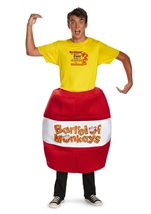 Barrel of Monkeys Deluxe Adult Costume