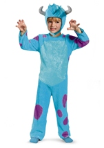 Monster University Sulley Classic Boys Costume