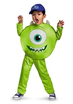 Monster University Mike Classic Boys Costume