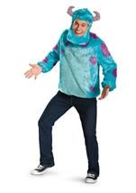 Monster University Sulley Deluxe Men Costume