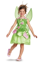 Tinker Bell Girls Disney Costume