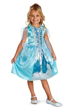 Cinderella Sparkle Classic Girls Disney Princess Costume