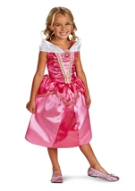 Aurora Disney Princess Girl Costume