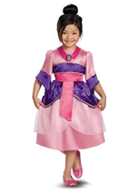 Disney Mulan Sparkle Classic Girls Costume