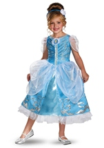 Disney Princess Cinderella Girls Costume