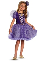 Rapunzel Girls Disney Princess Costume
