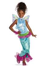 Winx Club Aisha Mermaid Girls Costume