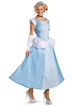 Disney Princess Cinderella Prestige Woman Fairy Tale Costume