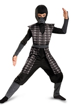 Night Fury Boys Evil Ninja Costume