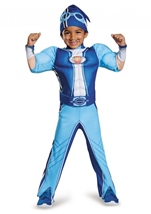 Kids Sportacus Toddler Muscle Costume