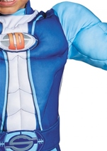 Sportacus Toddler Muscle Halloween Costume