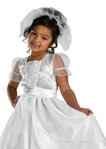 Barbie Blushing Bride Costume