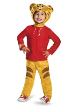 Daniel Tiger Toddler Costume