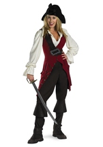 Elizabeth Pirate Of Caribbean Women Costume