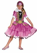 Power Rangers Pink Girls Costume
