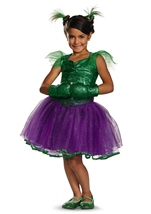 Marvel She Hulk Tutu Dress Prestige Girls Costume