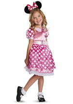 Disney Pink Minnie Mouse Light-Up Motion Activated Toddler Costume