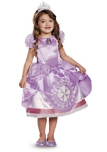 Disney Sofia Light Up Girls Costume