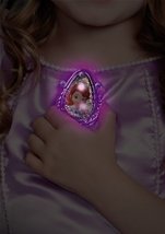 Kids Disney Sofia The First Light-Up Motion Activated Toddler Costume