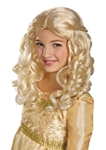 Disney Maleficent Aurora Child Wig