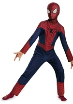 Amazing Spider Man Movie 2 Classic Boys Costume
