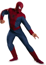 Amazing Spider Man Movie 2 Classic Mens Costume