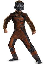 Guardians Rocket Raccoon Boys Costume